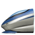 🚄 high-speed train Emoji on Apple Platform