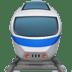 🚆 Поезд Эмодзи на платформе Apple