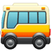 🚌 bus Emoji on Apple Platform