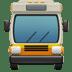 🚍 Oncoming Bus Emoji on Apple Platform