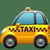 🚕 taxi Emoji on Apple Platform