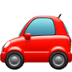 🚗 Automobile Emoji on Apple Platform