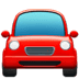 🚘 oncoming automobile Emoji on Apple Platform