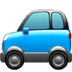 🚙 sport utility vehicle Emoji on Apple Platform