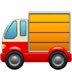 🚚 delivery truck Emoji on Apple Platform