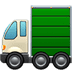 🚛 articulated lorry Emoji on Apple Platform