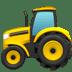 🚜 tractor Emoji on Apple Platform