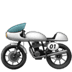 🏍️ motorcycle Emoji on Apple Platform
