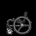 🦽 manual wheelchair Emoji on Apple Platform