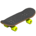 🛹 skateboard Emoji on Apple Platform
