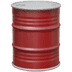 🛢️ Oil Drum Emoji on Apple Platform