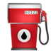 ⛽ fuel pump Emoji on Apple Platform