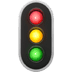 🚦 vertical traffic light Emoji on Apple Platform