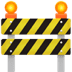 🚧 construction Emoji on Apple Platform