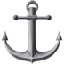 ⚓ anchor Emoji on Apple Platform
