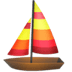 ⛵ Sailboat Emoji on Apple Platform