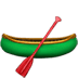 🛶 canoe Emoji on Apple Platform