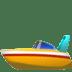 🚤 Speedboat Emoji on Apple Platform