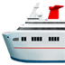 🛳️ passenger ship Emoji on Apple Platform