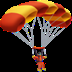 🪂 parachute Emoji on Apple Platform
