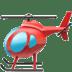 🚁 helicopter Emoji on Apple Platform