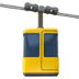 🚡 aerial tramway Emoji on Apple Platform