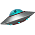 🛸 flying saucer Emoji on Apple Platform