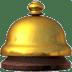 🛎️ Bellhop Bell Emoji on Apple Platform