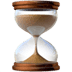 ⏳ Hourglass Not Done Emoji on Apple Platform