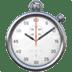 ⏱️ Stopwatch Emoji on Apple Platform
