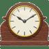 🕰️ mantelpiece clock Emoji on Apple Platform