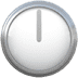 🕛 twelve o'clock Emoji on Apple Platform