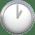 🕐 one o'clock Emoji on Apple Platform