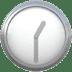 🕜 One-Thirty Emoji on Apple Platform