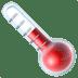 🌡️ thermometer Emoji on Apple Platform