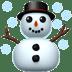 ☃️ snowman Emoji on Apple Platform