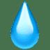 💧 droplet Emoji on Apple Platform