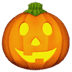🎃 jack-o-lantern Emoji on Apple Platform