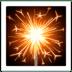 🎇 sparkler Emoji on Apple Platform