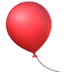 🎈 balloon Emoji on Apple Platform