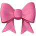🎀 ribbon Emoji on Apple Platform
