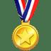 🏅 sports medal Emoji on Apple Platform