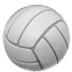 🏐 Volleyball Emoji on Apple Platform