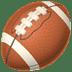 🏈 American Football Emoji on Apple Platform