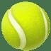 🎾 tennis Emoji on Apple Platform
