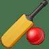 🏏 cricket game Emoji on Apple Platform