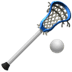 🥍 lacrosse Emoji on Apple Platform
