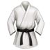 🥋 martial arts uniform Emoji on Apple Platform