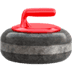🥌 Curling Stone Emoji on Apple Platform