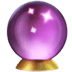 🔮 crystal ball Emoji on Apple Platform